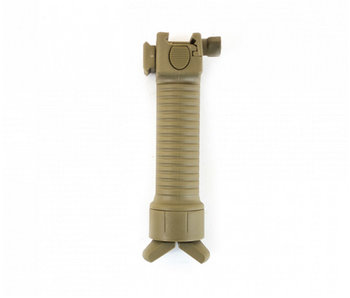 WE NUPROL Bipod Grip Tan