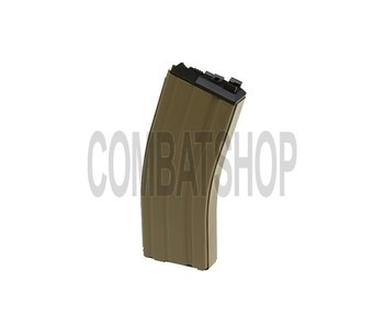 WE Magazine M4 Open Bolt GBBR Desert