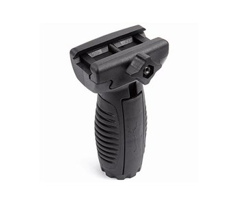 CAA Tactical MVG Compact Vertical Grip Black