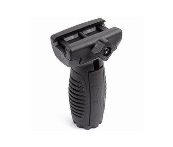CAA Tactical MVG Compact Vertical Grip Black