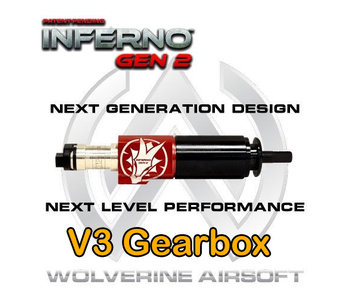 Wolverine Inferno Gen 2 Premium Edition V3