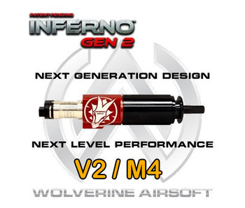Wolverine Inferno Gen 2 - M4