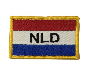 NLD Patch Full Colour