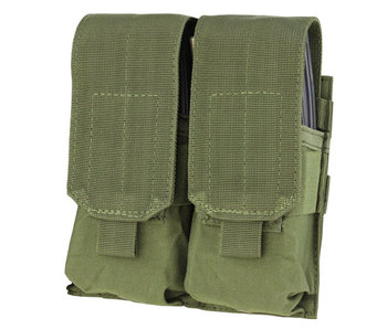 Condor Double M4 Mag Pouch Olive Drab (OD)