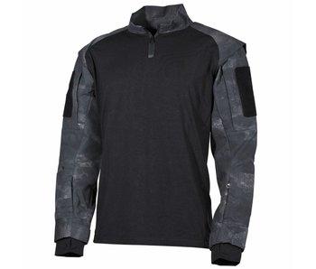 MFH Combat Shirt HDT-Camo/Atacs-LE