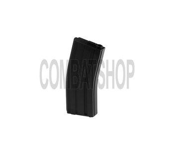 King Arms Magazine M4 Midcap Plastic 120rds