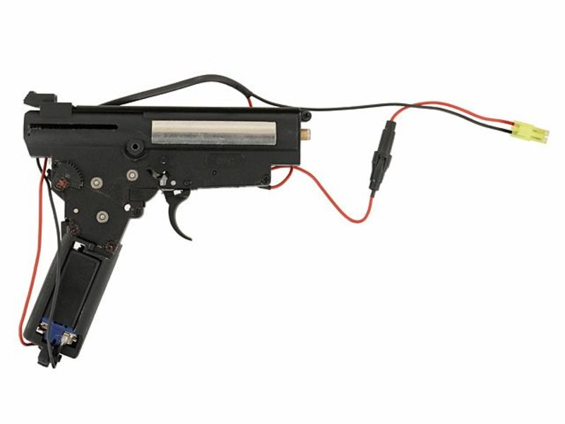 Cyma V3, Complete Gearbox, 7mm, incl. Motor - Copy