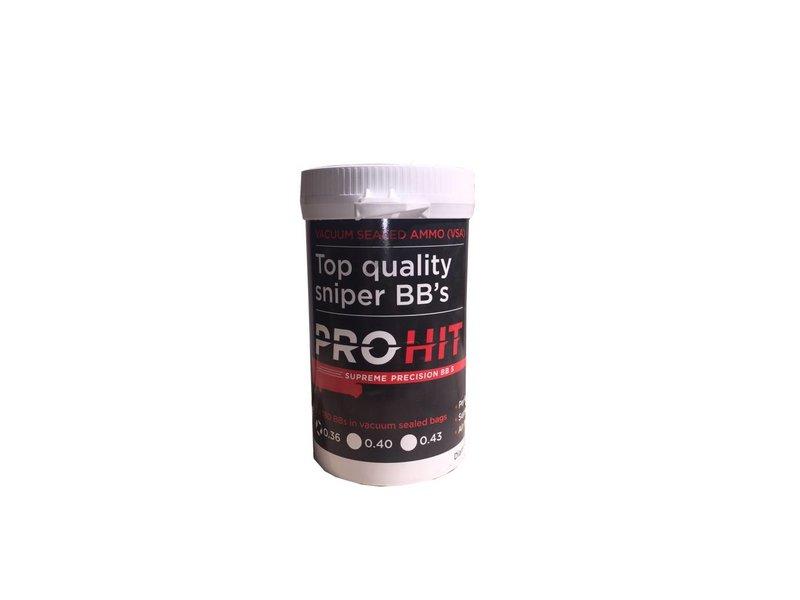 Pro Hit Bio Sniper VSA 0.40gr. (540bbs)
