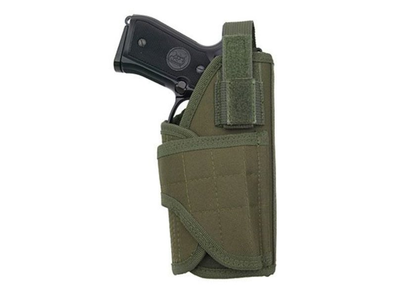 8 Fields Molle Universal Holster - Olive Drab (OD)