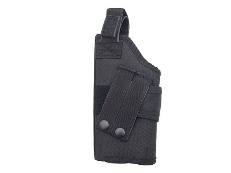 8 Fields Molle Universal Holster - Black