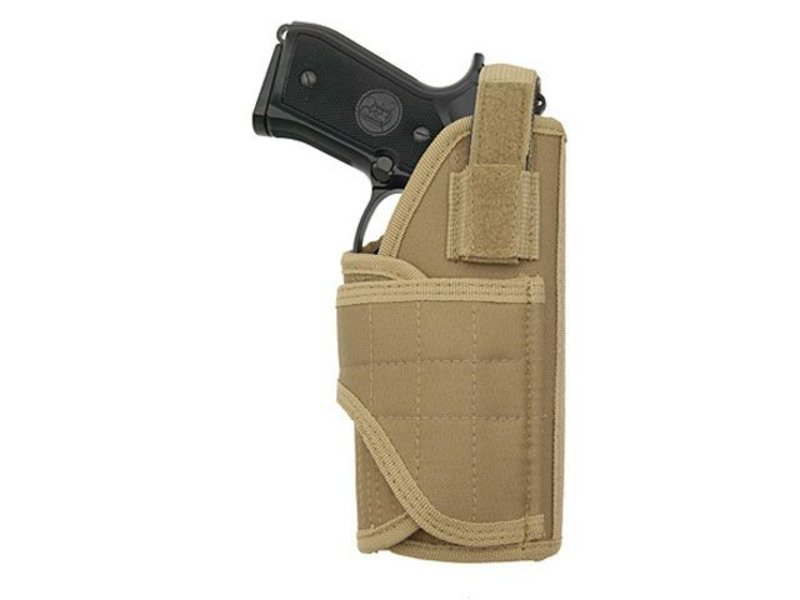 8 Fields Molle Universal Holster - Tan