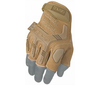 Mechanix M-Pact Fingerless Tan
