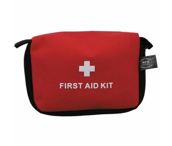 MFH First-Aid set, Klein, Red, 14x9x5cm