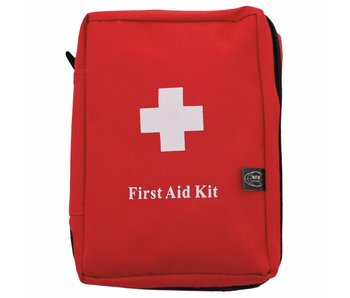 MFH First-Aid set, Groot, Red, Molle, 18x12x7cm - Copy