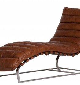 Flamant Stoel Mason Vintage Bruin