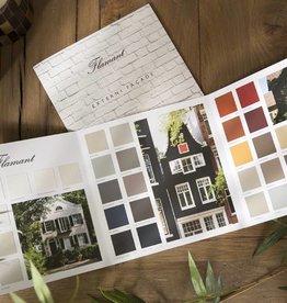"Flamant Flamant paint kleurenkaart ""Externi Facade"""