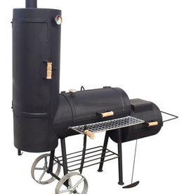 Oklahoma smoker - 14 inch | Verkoop
