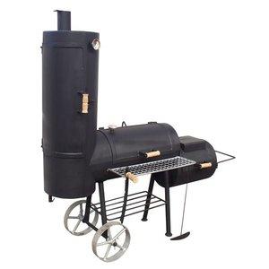 Oklahoma smoker - 14 inch