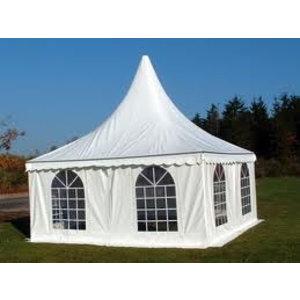 Pagode tent 5x5meter