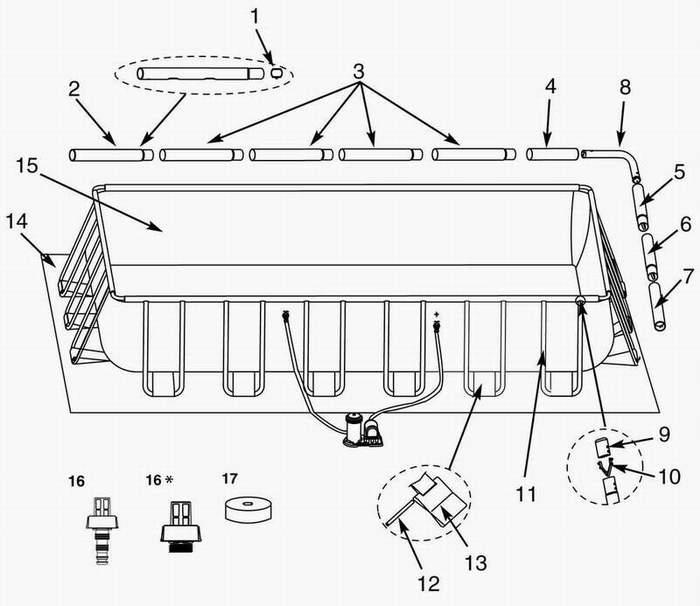 bestway above ground pool manual crowacb. Black Bedroom Furniture Sets. Home Design Ideas