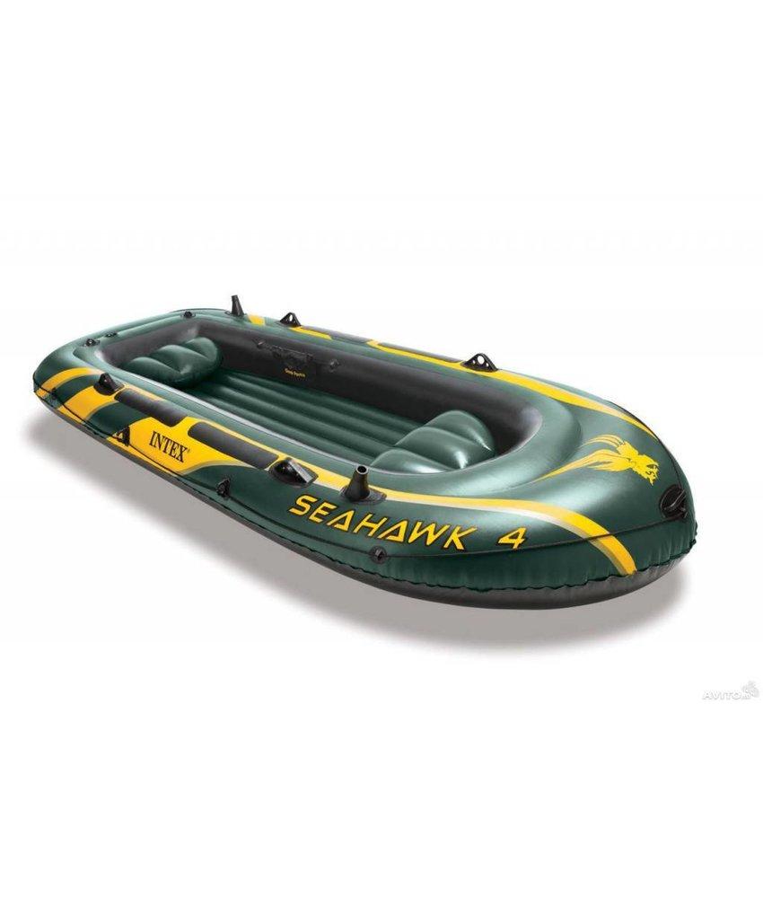 Intex Seahawk 4 - 4 pers. boot