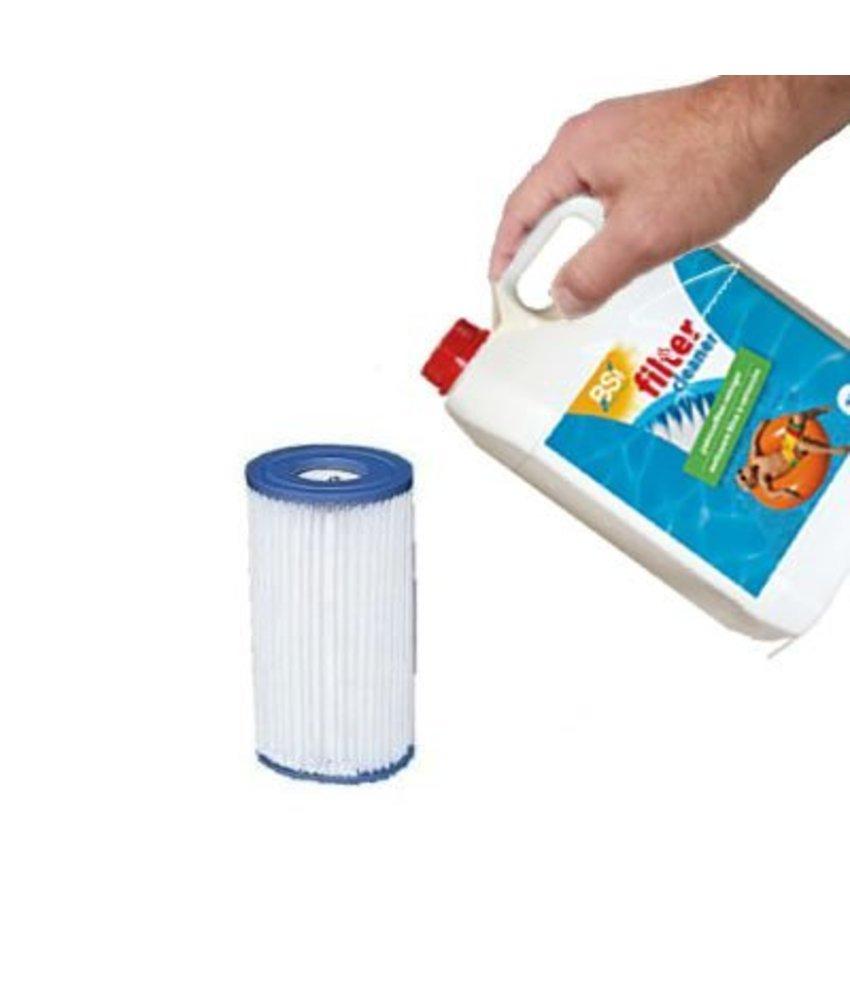 BSI Filtercleaner 5 liter reiniger voor filterpatronen