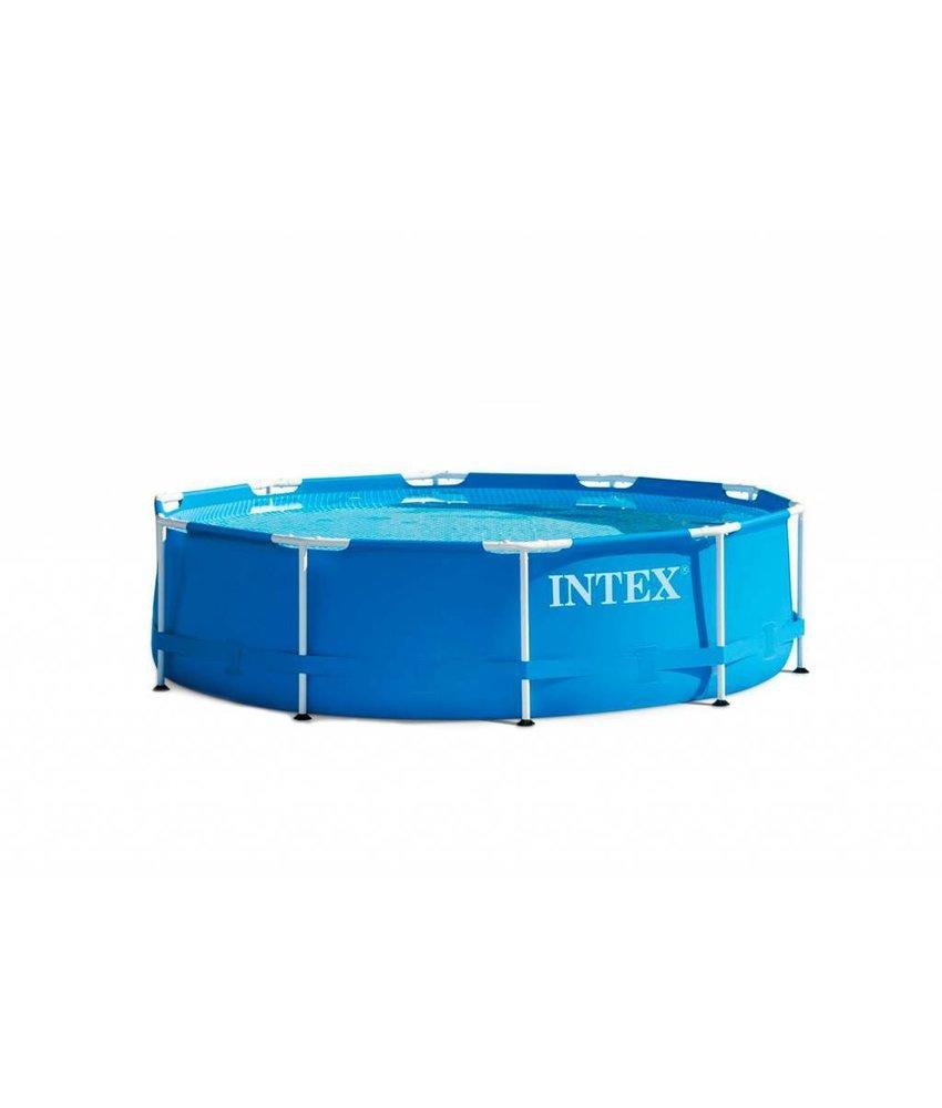 Intex Metal framepool 305x76 cm zonder pomp