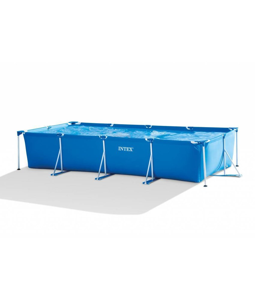 Intex Metal framepool 450x220x84 cm