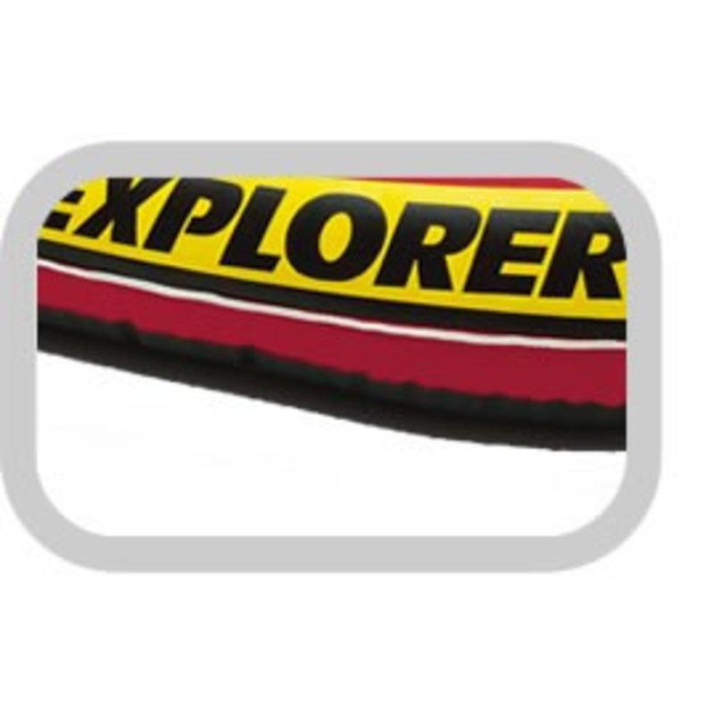 Intex Explorer Pro 300 - 3 persoons boot + peddels en pomp