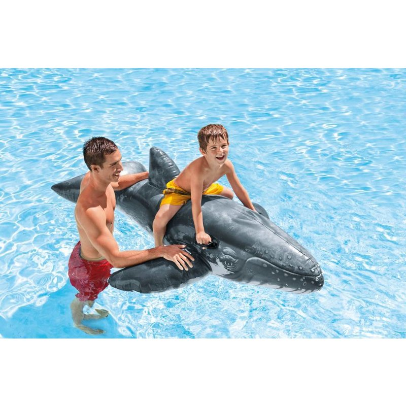 Intex Realistic Whale Ride-On
