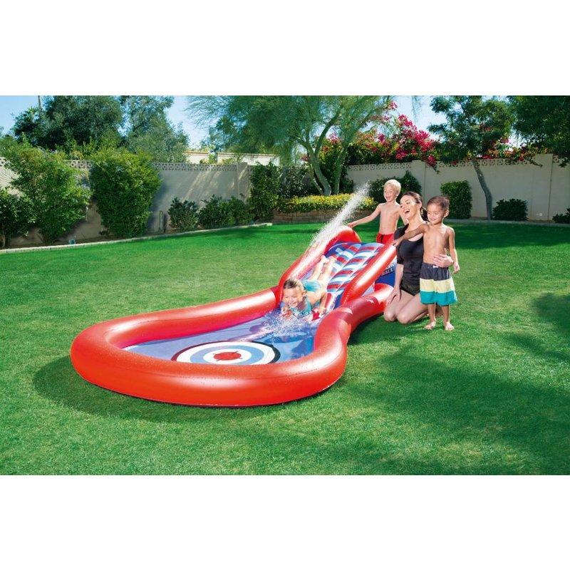 Bestway mega waterglijbaan Splash & Play