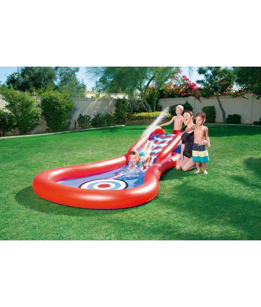 Bestway mega waterglijbaan Splash & Play