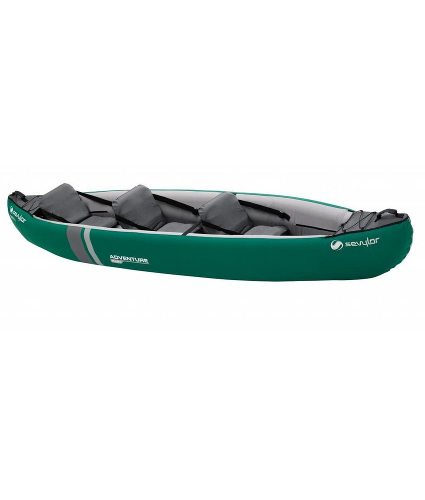 Sevylor Adventure Plus Kayak 2+1 persoons