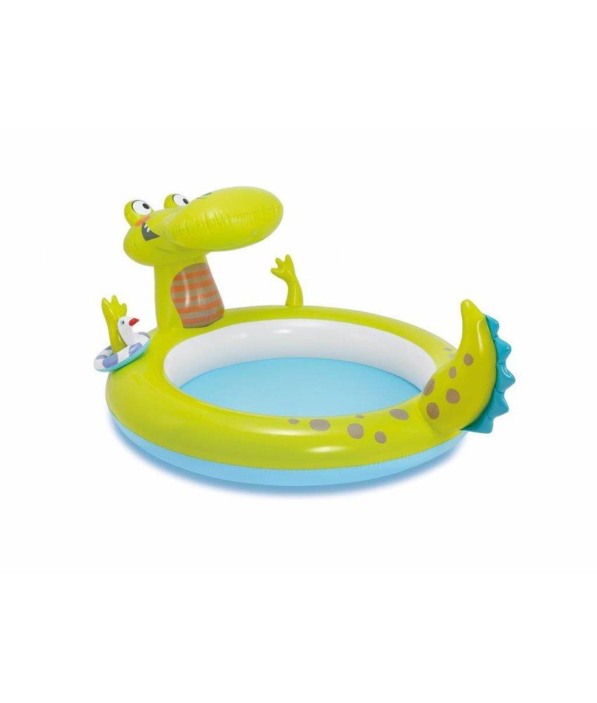 Intex Krokodil Spray Pool