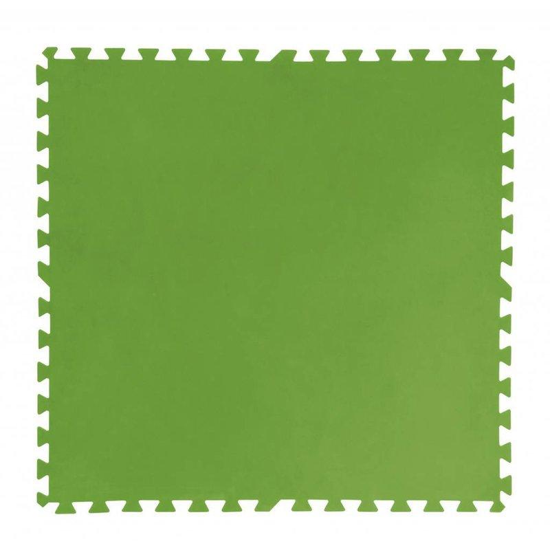 Bestway Beschermingstegels 81x81 cm (8 stuks)