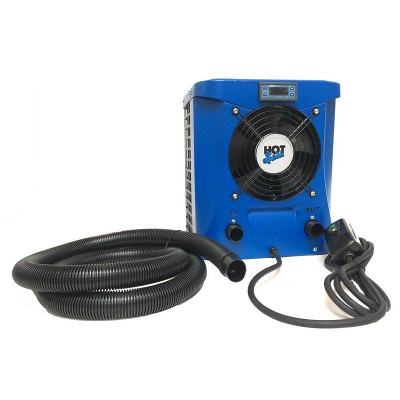 Hot Splash warmtepomp voor kleine zwembaden (t/m 10 m³)