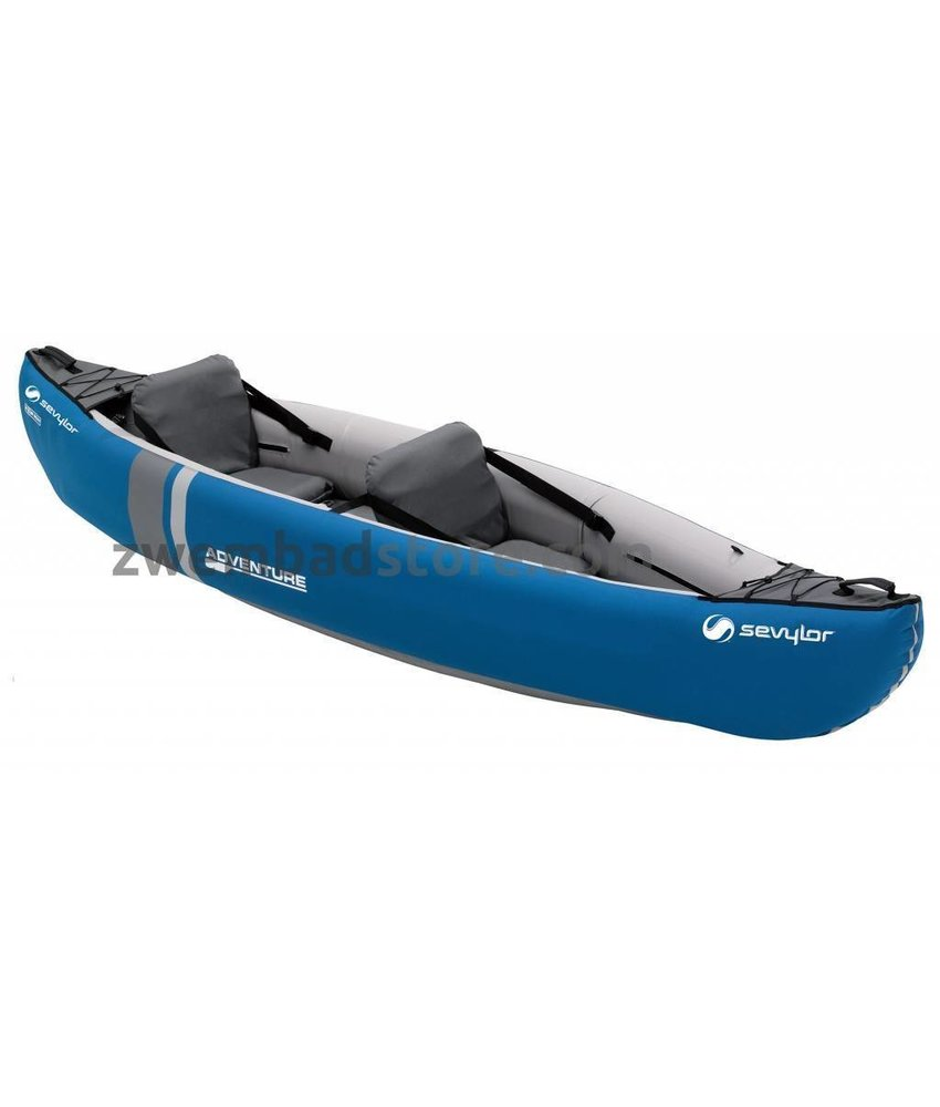 Sevylor Adventure Kayak 2 persoons