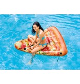 Intex Luchtbed Pizza Punt