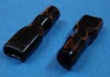 4.8 mm PH-1011-BZ zwart 10 st