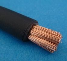 accukabel 35 mm2 zwart