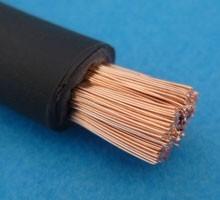 accukabel 50 mm2 zwart