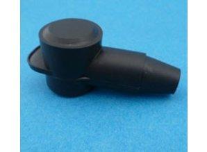 216 N2 V14 oog isolator 16 mm zwart