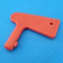 ME-2 51542  sleutel rood