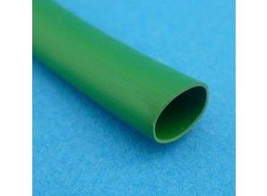 10 mm/10m isolatiekous SLVG10GRN groen