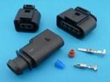 FEP connectors