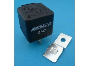 2747 24V relais maak met weerstand