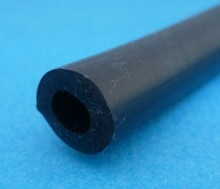 slang GX-6-1, 6 x 13 mm zwart