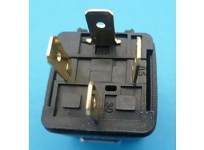 2744 24V relais maak met diode
