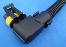 Connector-slang adapter haaks