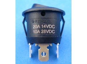 aan-uit met LED indicator 12-24V